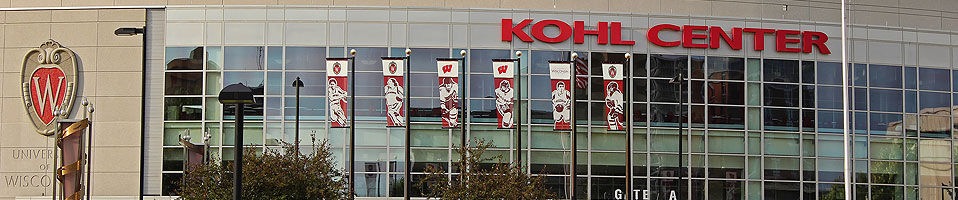 External Kohl Center Image